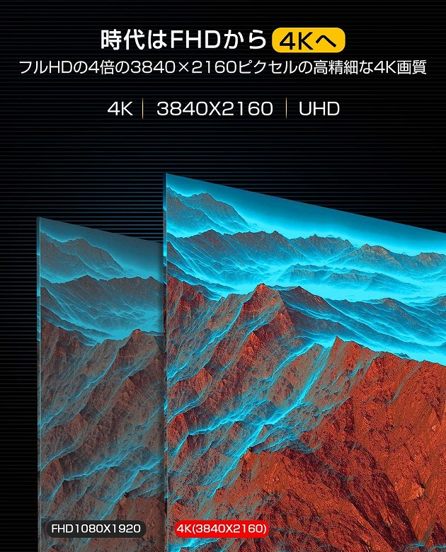 EVICIV EVC-1504 4K