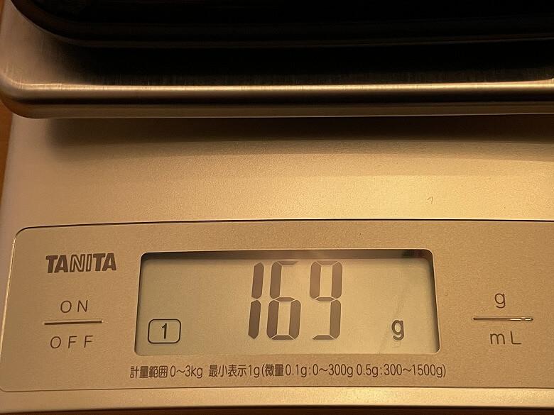 Huma-i スマート 重さ