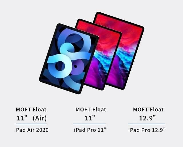 MOFT Float 種類