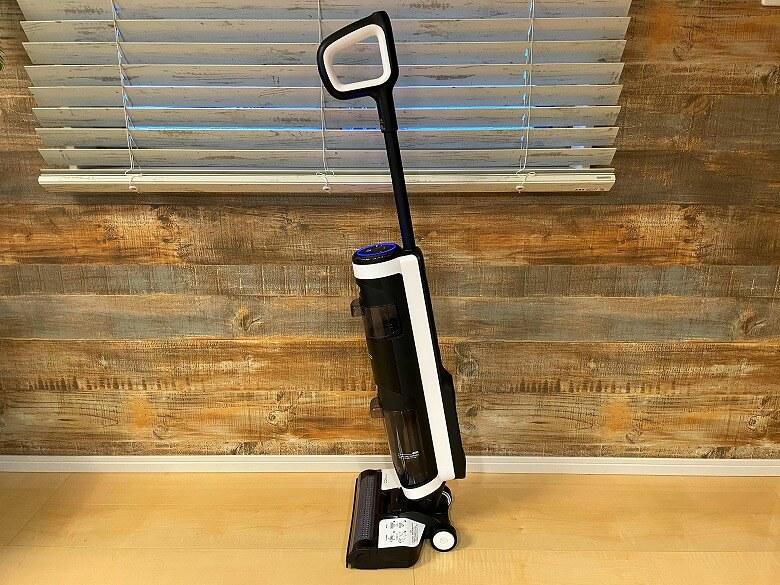 育児に役立つ家電・ガジェット Tineco FLOOR ONE S3