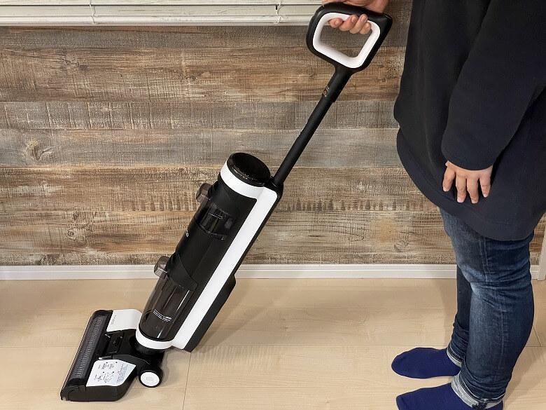 育児に役立つ家電・ガジェット Tineco FLOOR ONE S3 自走式ヘッド