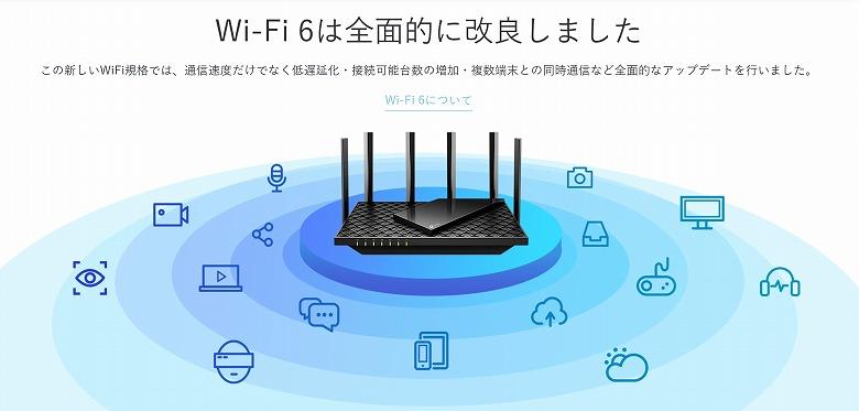 Archer AX73 Wi-Fi 6