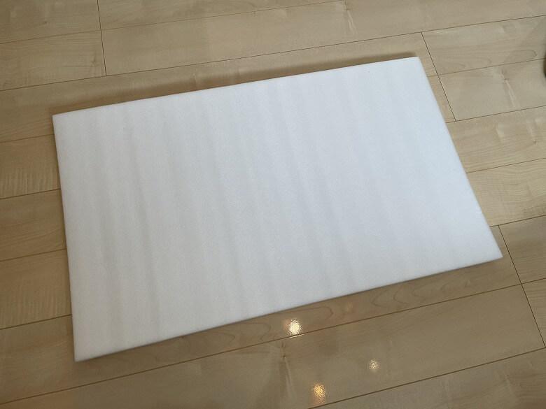 FLEXISPOT EG8 梱包材