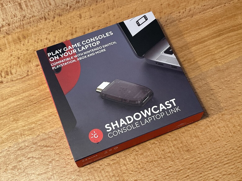 GENKI ShadowCast 外箱