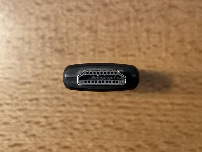 GENKI ShadowCast HDMI端子