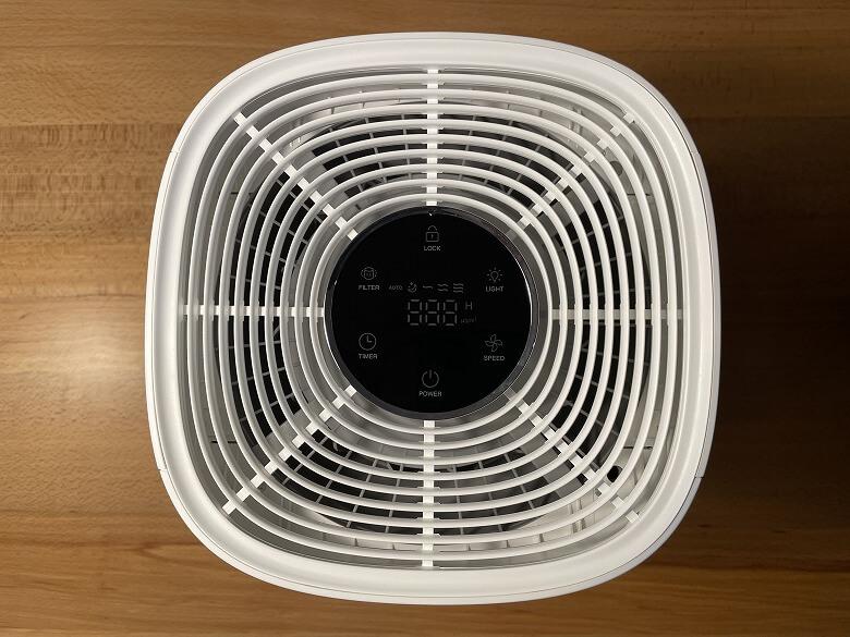 TaoTronics TT-AP005 排気口
