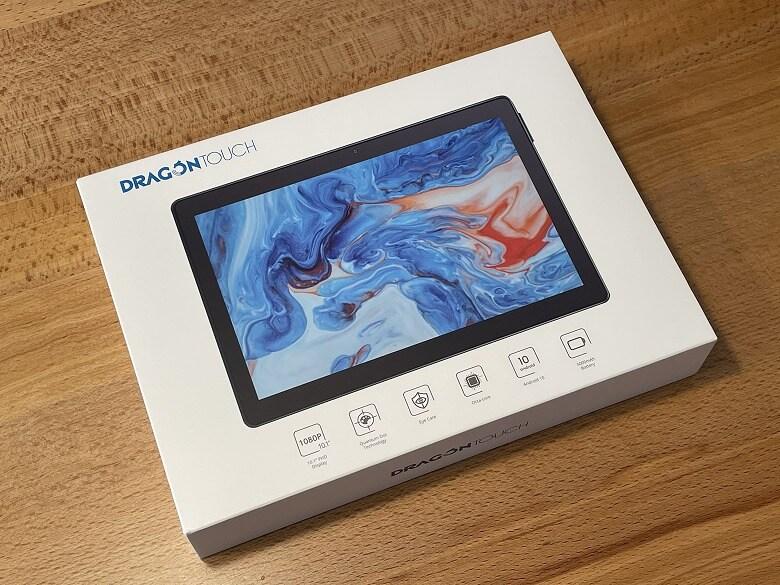 Dragon Touch MAX10 PLUS 外箱