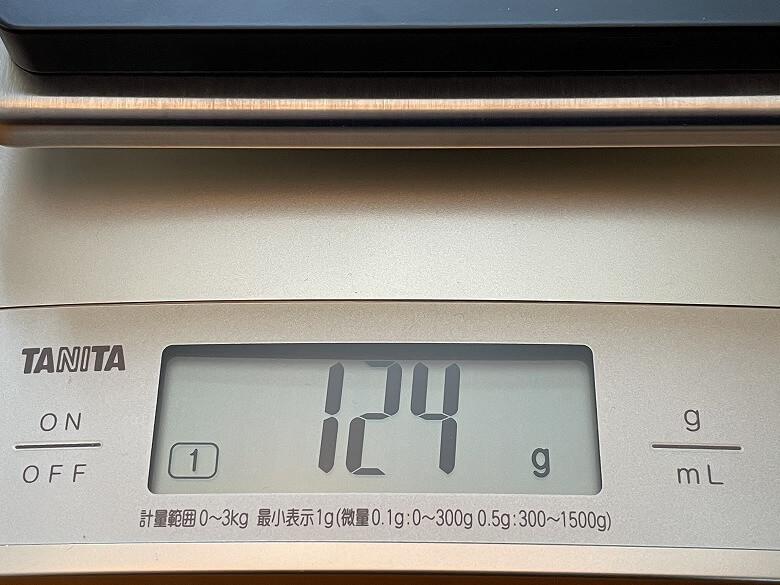 クラウドWiFi U3重さ
