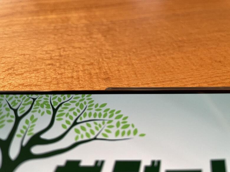 スマホカバー館.com 写真で作るクリアケース フチ