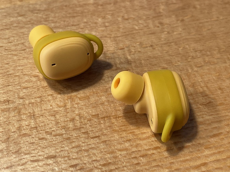 cheero nyanboard Wireless Earphones Bluetooth 5.2 イヤホンデザイン
