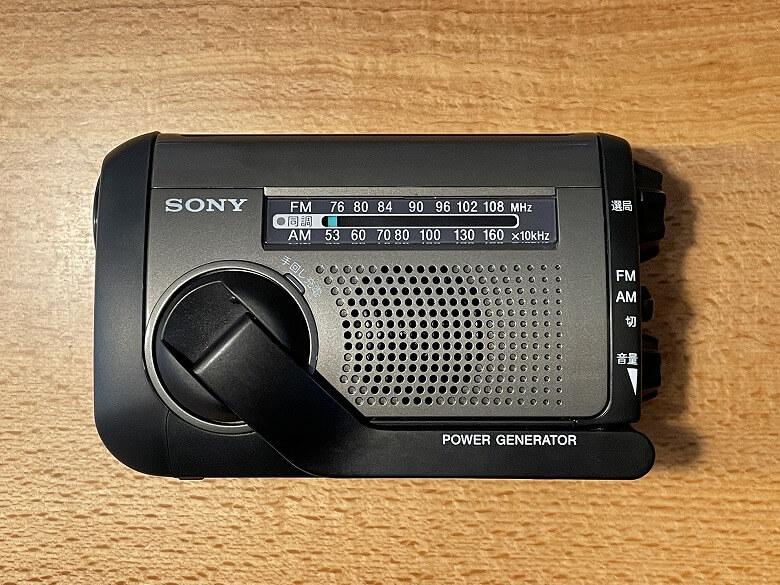 SONY ICF-B99 ダイヤルメモリ