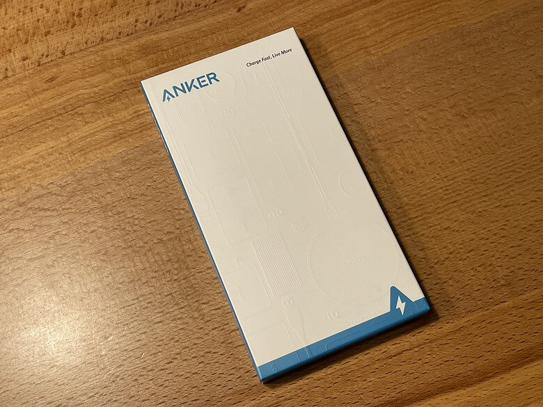 Anker Magnetic Silicone Case 外箱