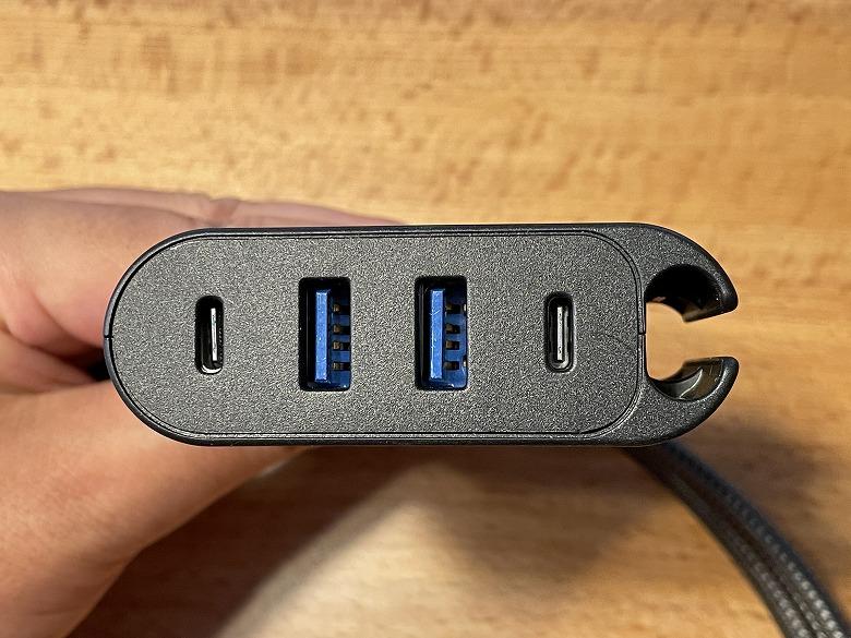 Ondo コネクティビティモジュール USBポート
