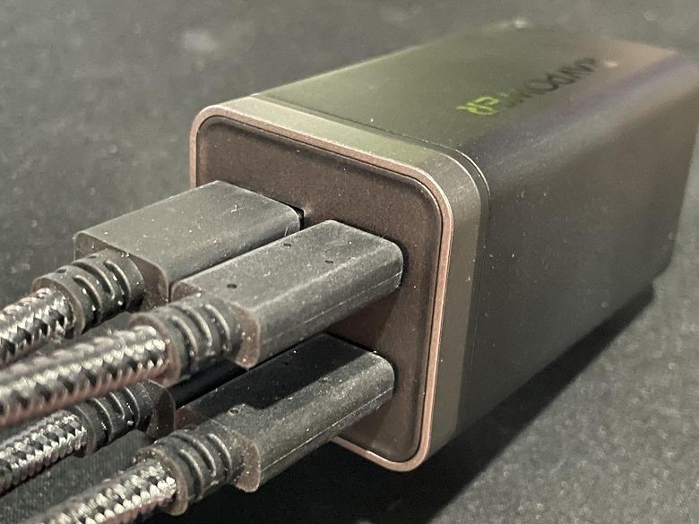 Ondo コネクティビティモジュール 充電器に接続