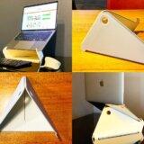 【Oripura ラップトップスタンド レビュー】11~16インチのノートPCに対応した折りたたみできるスタイリッシュなポータブルラップトップスタンド