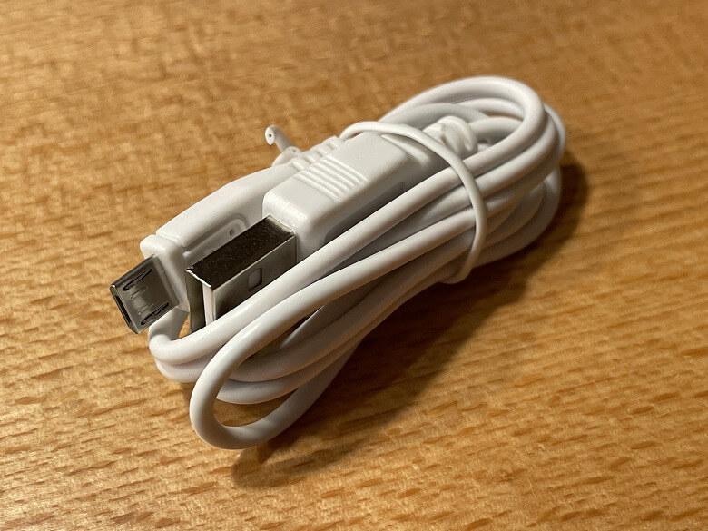 La Luna ネックケア USBケーブル