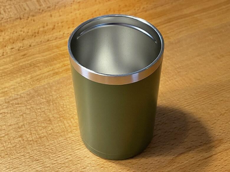 フォルテック 缶クールキーパー 外観