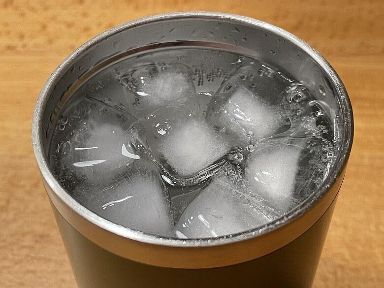 フォルテック 缶クールキーパー 氷