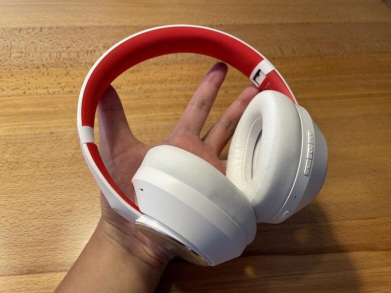 OneOdio SuperEQ S1 コンパクトで軽い