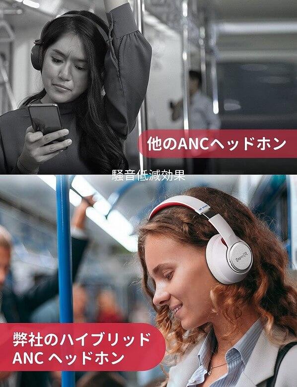 OneOdio SuperEQ S1 ハイブリッドANC