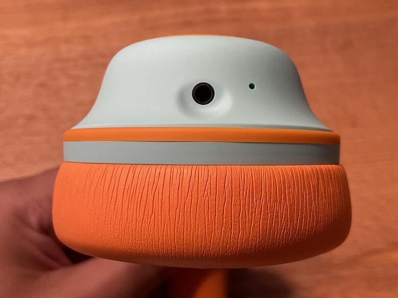 OneOdio SuperEQ S2 3.5 mmオーディオポート