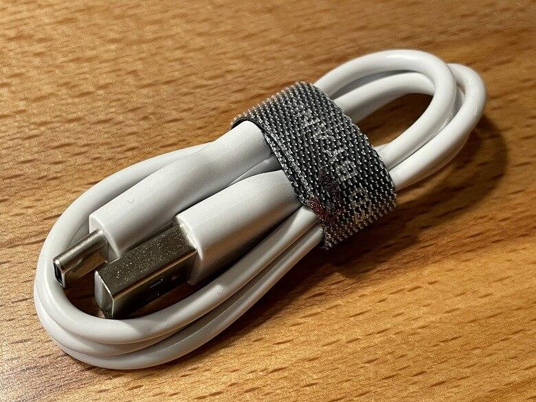 Anker Soundcore Life P3 USBケーブル