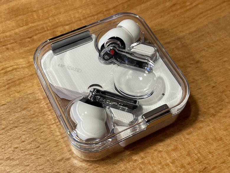 Nothing ear (1) 充電ケース