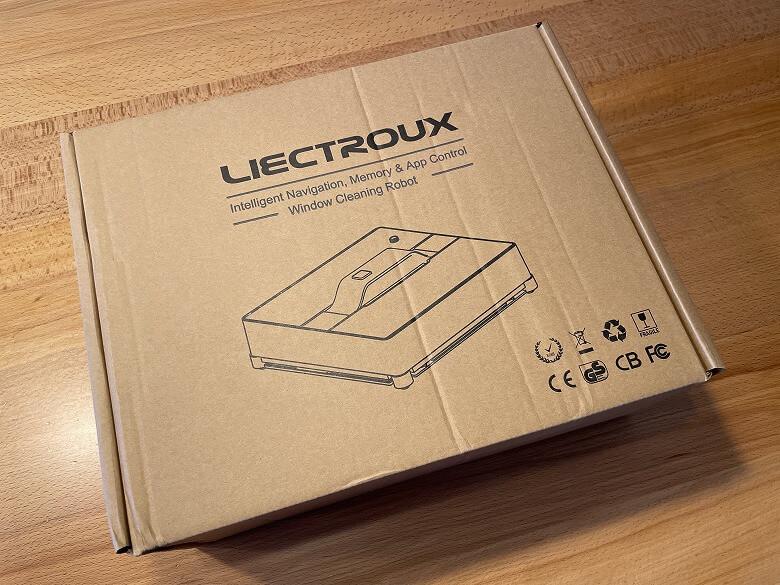 Liectroux WS-1080 外箱
