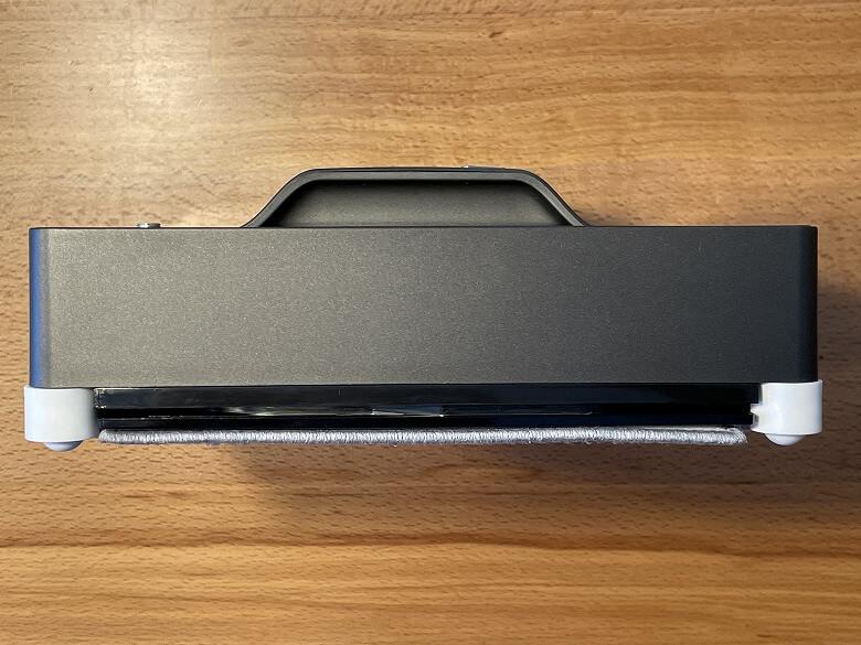 Liectroux WS-1080 側面
