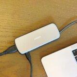 【Anker PowerExpand 4-in-1 USB-C SSDハブ レビュー】USBハブにSSDストレージ搭載!USB 3.0ポートを搭載し最大出力88Wパススルー充電もできる多機能ハブ