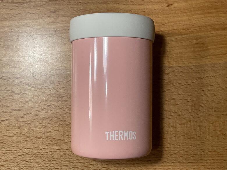 サーモス 保冷缶ホルダー JCB-352 側面