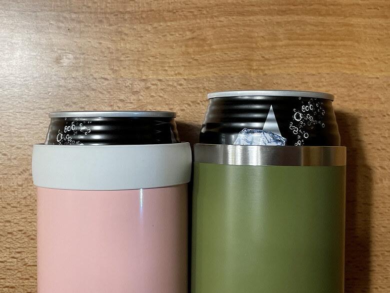サーモス 保冷缶ホルダー JCB-352 上部