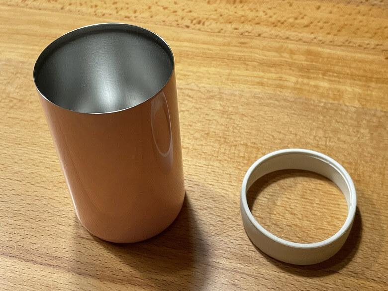 サーモス 保冷缶ホルダー JCB-352 ラバーリング