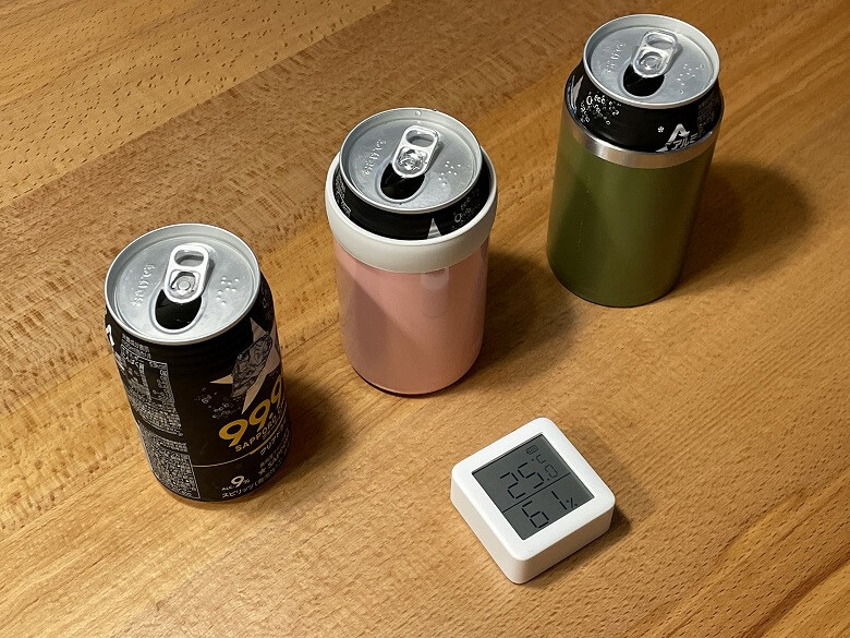 サーモス 保冷缶ホルダー JCB-352 保冷力