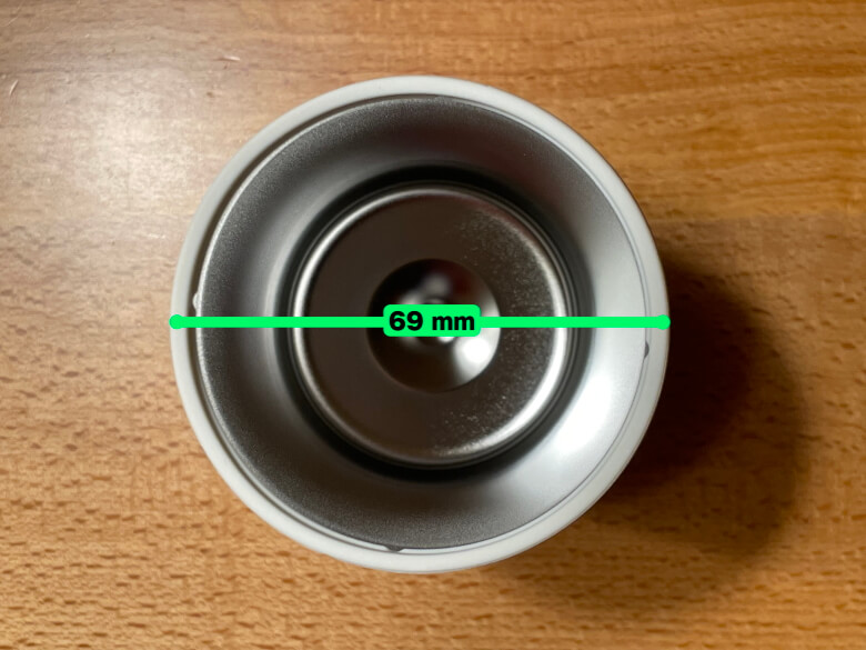 サーモス 保冷缶ホルダー JCB-352 直径