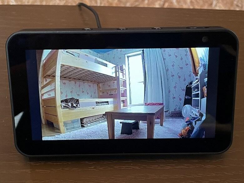SwitchBot屋内カメラ Amazon Echo Show 5