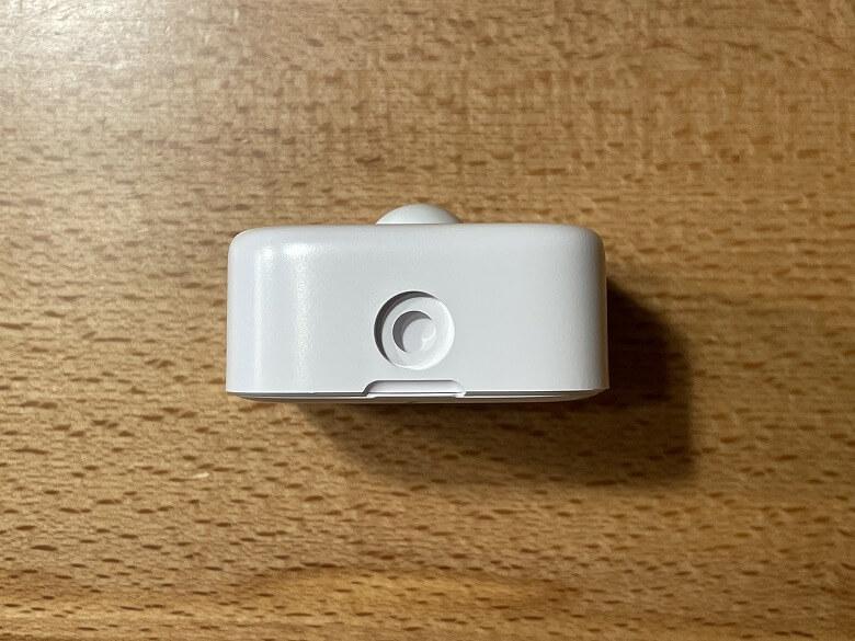 SwitchBot人感センサー 台座の取付スロット