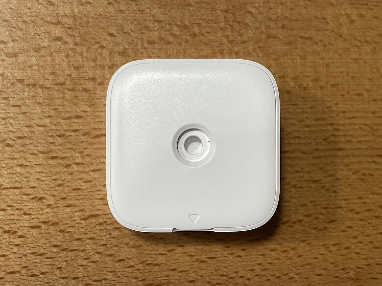 SwitchBot人感センサー 背面