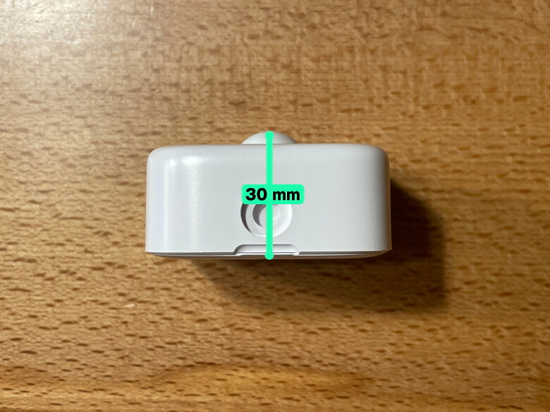SwitchBot人感センサー 厚さ