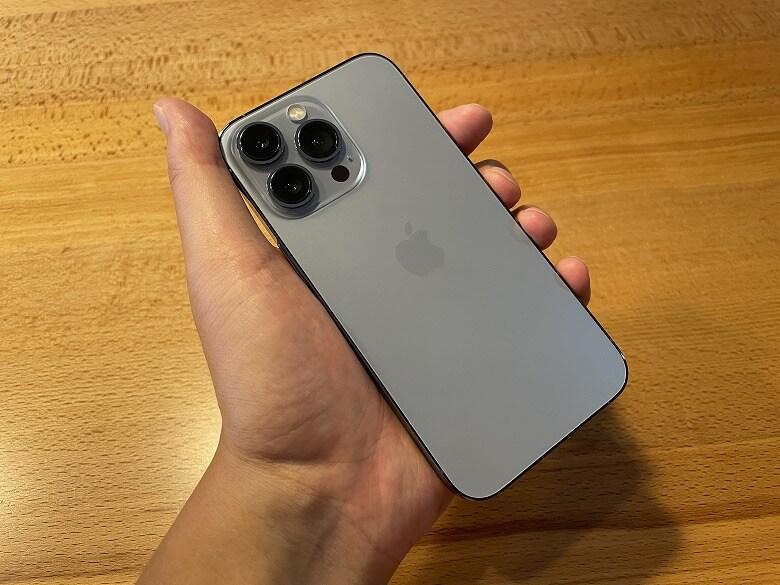iPhone 13 Pro 使用感