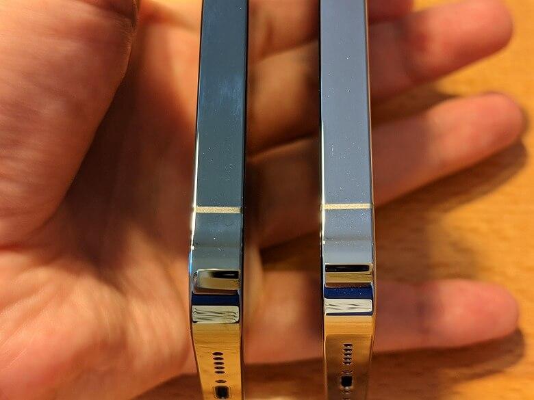 iPhone 13 Pro 形状