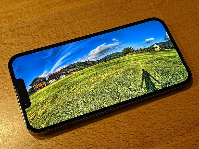 iPhone 13 Pro ディスプレイ