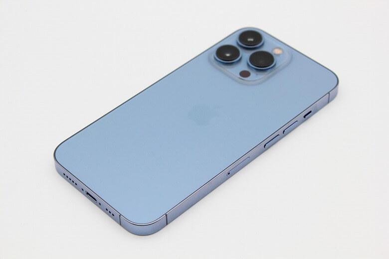 最新のおすすめガジェット iPhone 13 Pro