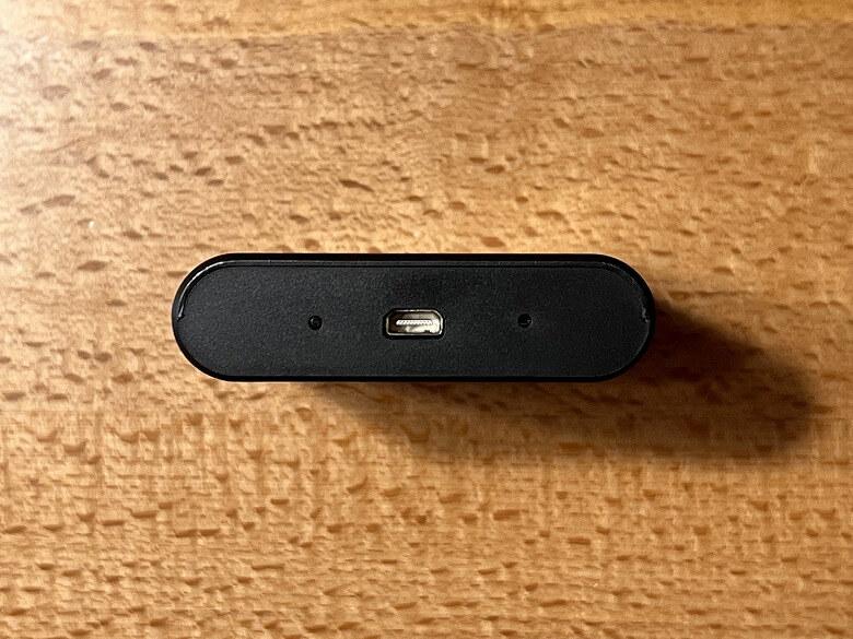 Nebula 4K Streaming Dongle Micro-HDMIポート