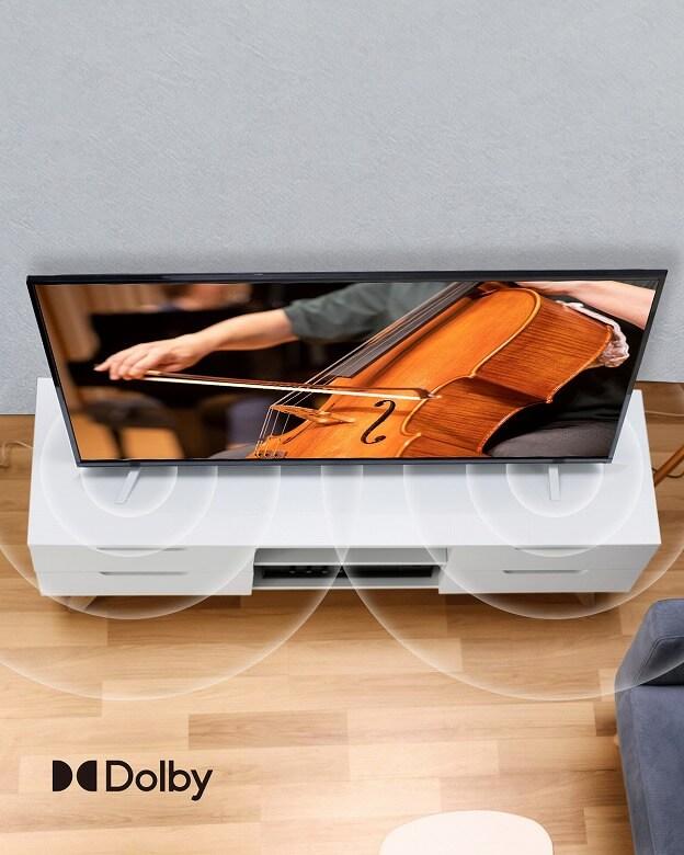 Nebula 4K Streaming Dongle Dolby Digital Plus